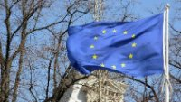 Crisis states lift euro zone's economic mood