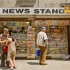The American Newsstand: The Solution, in a Nutshell...