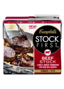 Campbell's STOCK FIRST™ Beef stock