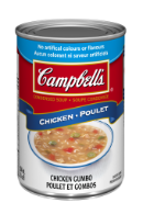 campbells condensed chicken gumbo