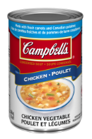 Campbell&#39;s&#174; Chicken Vegetable soup