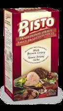 bisto sauce brune riche 454g