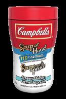 campbells soupe sur le poucemc crme de poulet