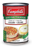 campbells condensed low fat cream of celery