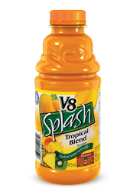 v8 splash tropical blend 473 ml