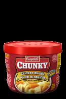 campbells chunky poulet et nouilles emporter