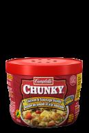 campbells chunky gumbo au poulet et la saucisse emporter