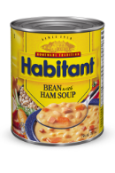 habitant bean with ham soup