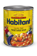 habitant gardenstyle vegetable soup