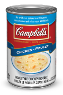 campbells condensed homestyle chicken noodle