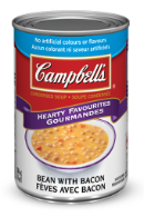 campbells condensed bean with bacon