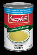 campbells condense pois verts