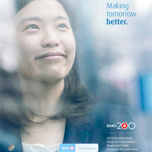 BMO voluntary reporting excellence
