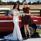 Retro Road Trip: Inspiration from Today's Bride