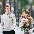 Accessories to keep you warm and stylish at your winter wedding