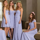 Tips for Brides: What bridesmaids look for in a bridesmaid dress