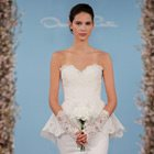 Our Favourite Bridal Looks Inspired by Oscar de la Renta