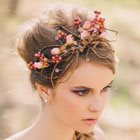 Tousled Tresses: Wedding Hair Trends for 2017