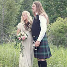 A Beautiful Nature-Inspired Outdoor Wedding in Waterton, Alberta