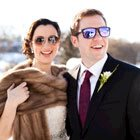 A Quirky Winter Wedding in Toronto, Ontario