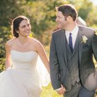 A Rustic Outdoor Wedding with DIY Details in Kingston, Ontario