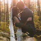 A Charmingly Cozy Vintage Wedding in Vancouver, British Columbia
