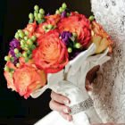 Ideas for your bridal bouquet and wedding flowers