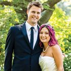 A Fun Wedding with Pink and DIY Details in Toronto, Ontario