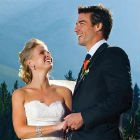 A Rocky Mountain Wedding in Canmore, Alberta