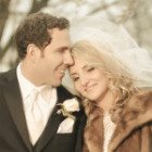 A Romantic Winter Wedding in Toronto, Ontario