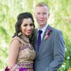 An Elegant and Colourful Cultural Wedding in Richmond, British Columbia