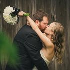 A Beautiful Black and White Outdoor Wedding in Hornby, Ontario