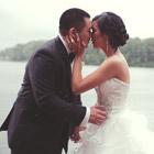 An Elegant Black and White Wedding in Toronto, Ontario
