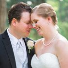 A Shabby Chic Wedding with Rustic Flair in Aurora, Ontario