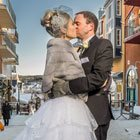 A Winter Wedding with Silver and White Details in Mont-Tremblant, Quebec