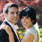 A Simple and Elegant Summer Wedding in Oakville, Ontario