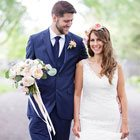 An Intimate Whimsical Summer Wedding in Cumberland, Ontario
