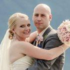 An Elegant and Romantic Wedding in Banff, Alberta