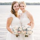 A Stunning Country Wedding by the Lake in Muskoka, Ontario