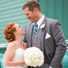 An Elegant Country Wedding with Teal Details in St. Albert, Alberta