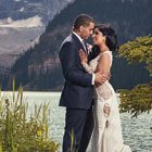 An Ultra Glamourous Destination Wedding in Banff