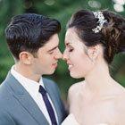 """A Stunning """"Outdoorsy"""" Vineyard Summer Wedding in Saanichton, BC"""
