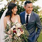 A Romantic Sunset Destination Wedding in Hawaii