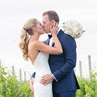 An Enchanted Elegant Spring Wedding in Windsor, Ontario