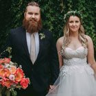 A Beautiful Boho-Chic Themed Outdoor Wedding in Victoria, BC