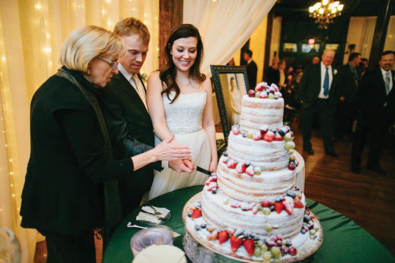 Lois Ferguson, Wedding Day Consultant