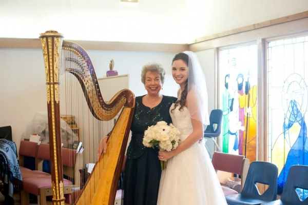 Gretchen Williams - Harpist