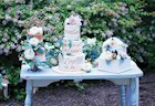 Cake Trio Trend Gives Brides More Flavor, Décor Options