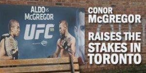 UFC 189: Jose Aldo vs Conor McGregor