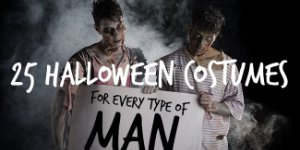 25 Halloween Costumes for Every Type of Man